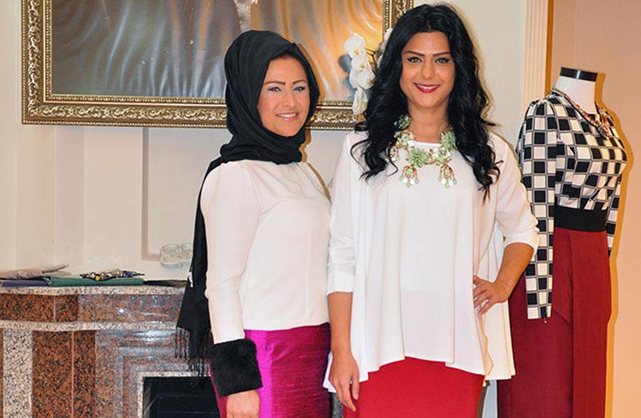 S.S.S. Altın Kızlar Haute Couture Butik