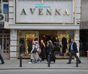 Avenna Ümraniye Çarşı Mağazası