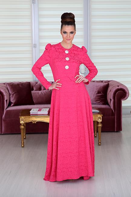 Gönül Kolat 2014 Elbise Modelleri Yine Göz Kamaştırıyor!