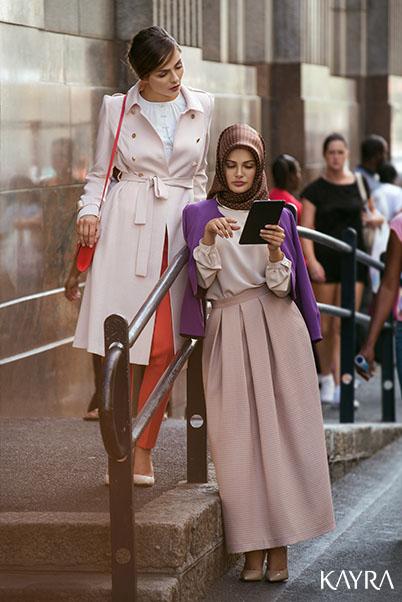 Kayra 2014 İlkbahar Yaz Dinamik İş Kadını ve Günlük Giyim Koleksiyonu