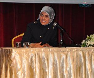 Sn. Dr. Merve Kavakçı İslam'ın Katıldığı Tesettür Mühendisliği Paneli