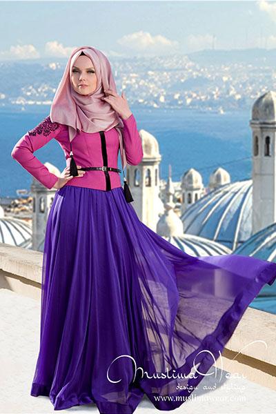 "Hijab Style by Muslima Wear ""The Istanbul"" Koleksiyonu"