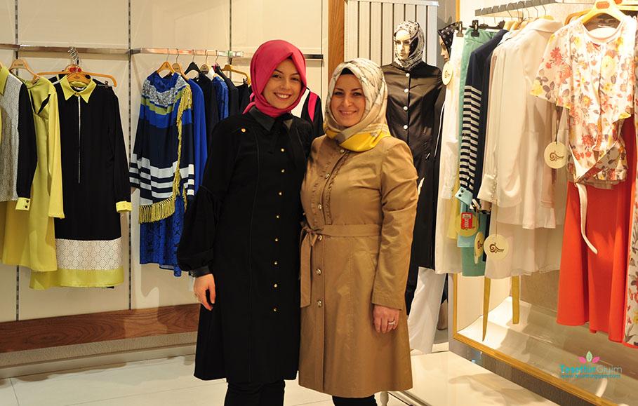Tekbir Giyim Kurumsal İletişim Koordinatörü Merve Mücaviroğlu Ayan ile Röportajımız