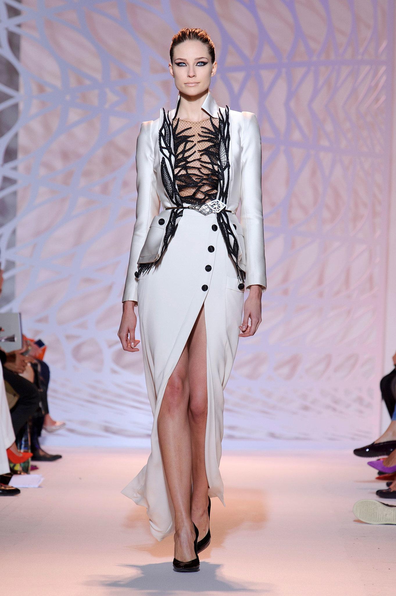Gelin Zuhair Murad      n Haute Couture Fall 2014 koleksiyonundan    Zuhair Murad Haute Couture 2014