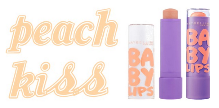 Maybelline Baby Lips Peach Kiss İncelemesi