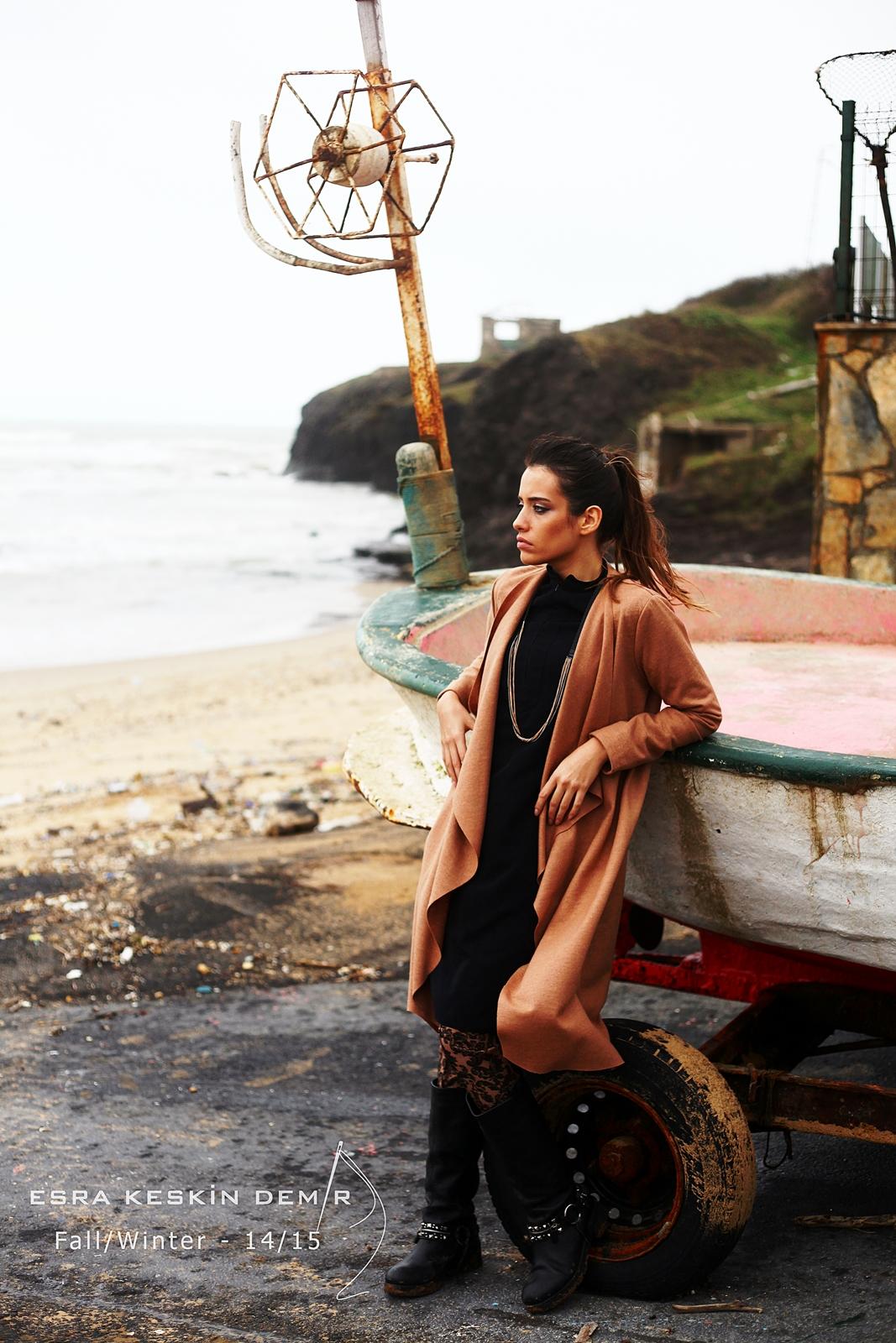 Esra Keskin Demir 2014/15 Sonbahar Kış Koleksiyonu Görücüye Çıktı!
