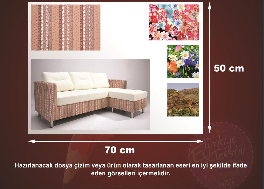 ev tekstili tasarım yarşıması