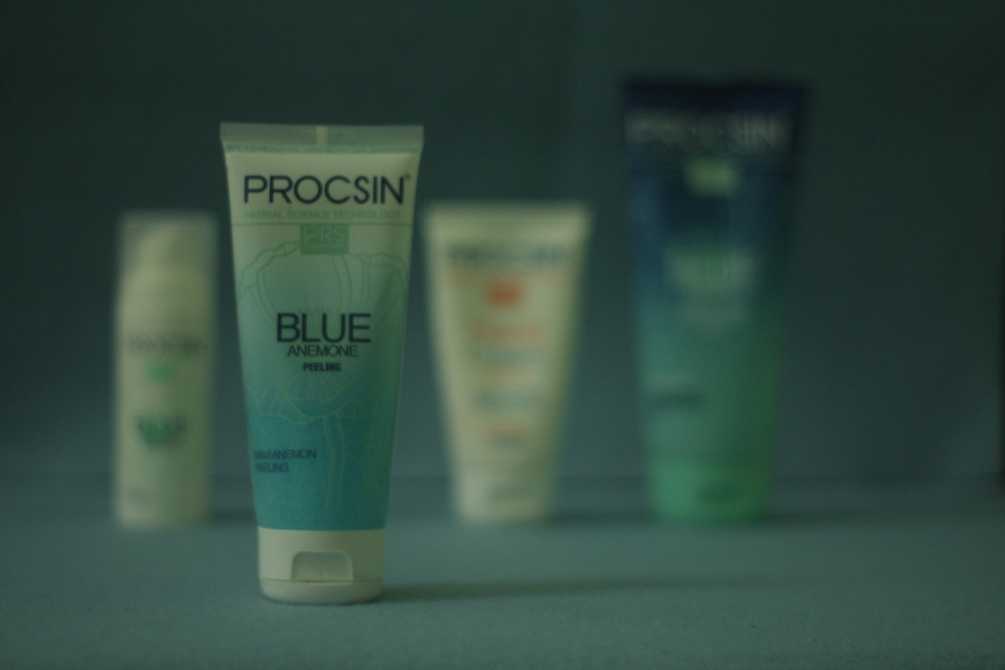 Procsin Mavi Anemon Peeling