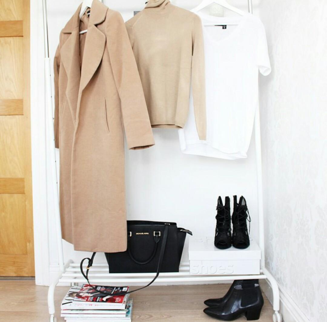 Sezon Trendi Oversized Palto