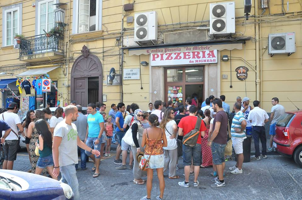 L'Antic Pizzeria Da Michele
