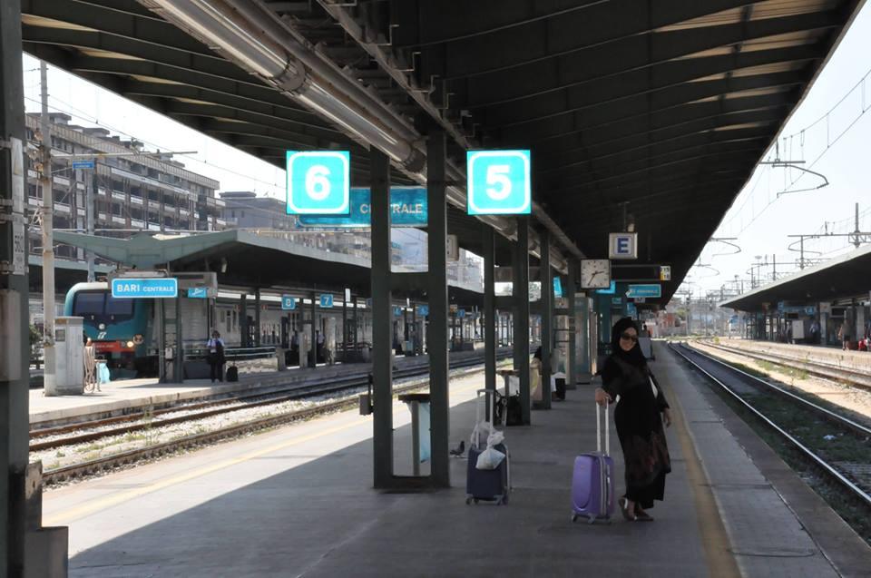 İtalya Tren İstasyonları