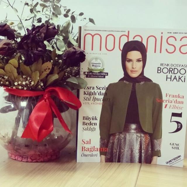 Modanisa Dergi Ocak-Şubat Sayısı Çıktı!