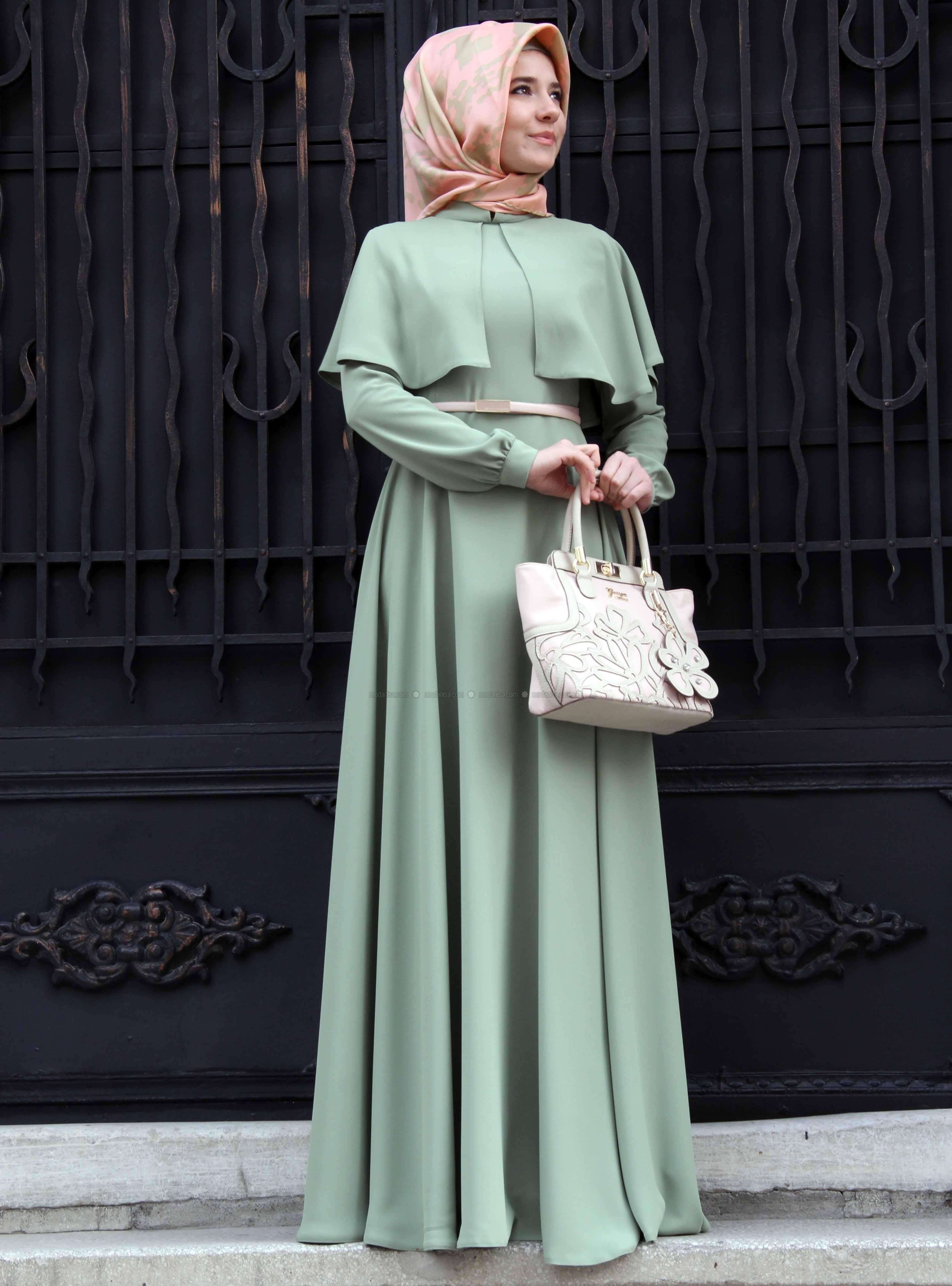 2015 Tesettür Mezuniyet Kıyafetleri