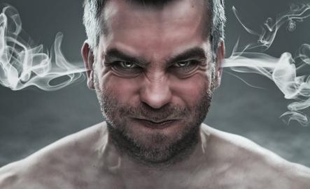 öfkenin fizyolojisi
