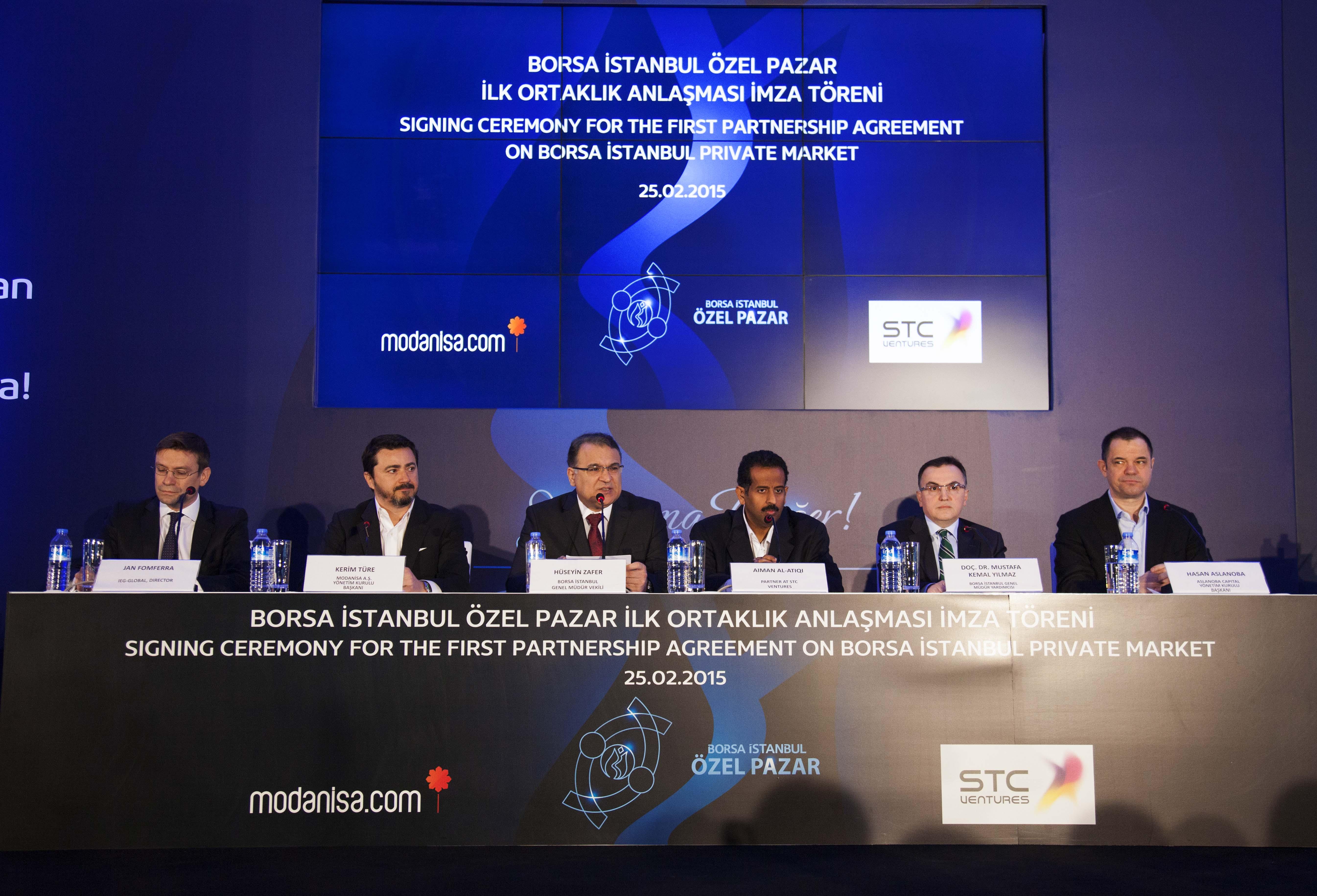 Modanisa.com'a 5,5 Milyon Dolarlık Yatırım
