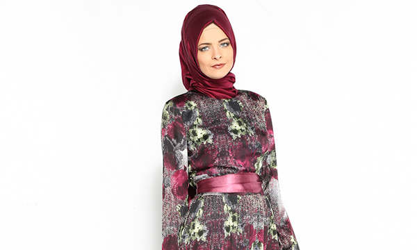 Efruz Giyim 2015 Elbise Modelleri