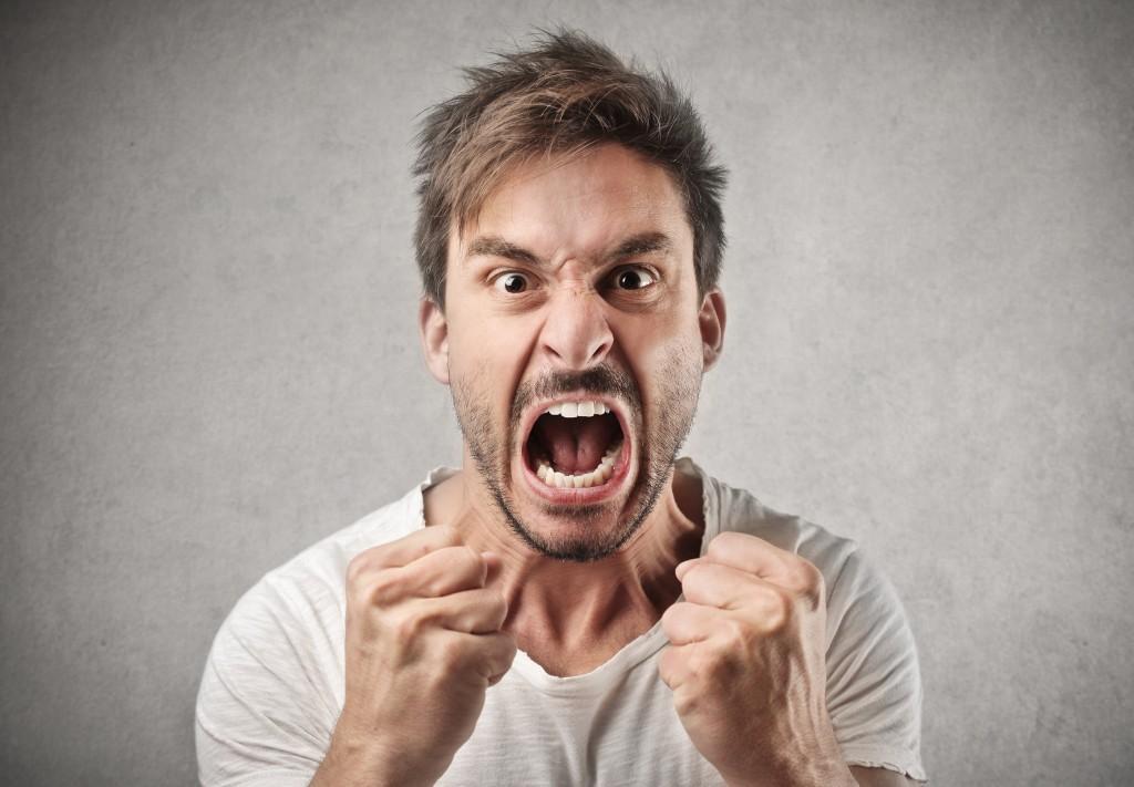 patlayıcı öfke