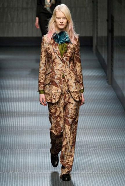 Gucci 2015 Sonbahar Kış Koleksiyonu