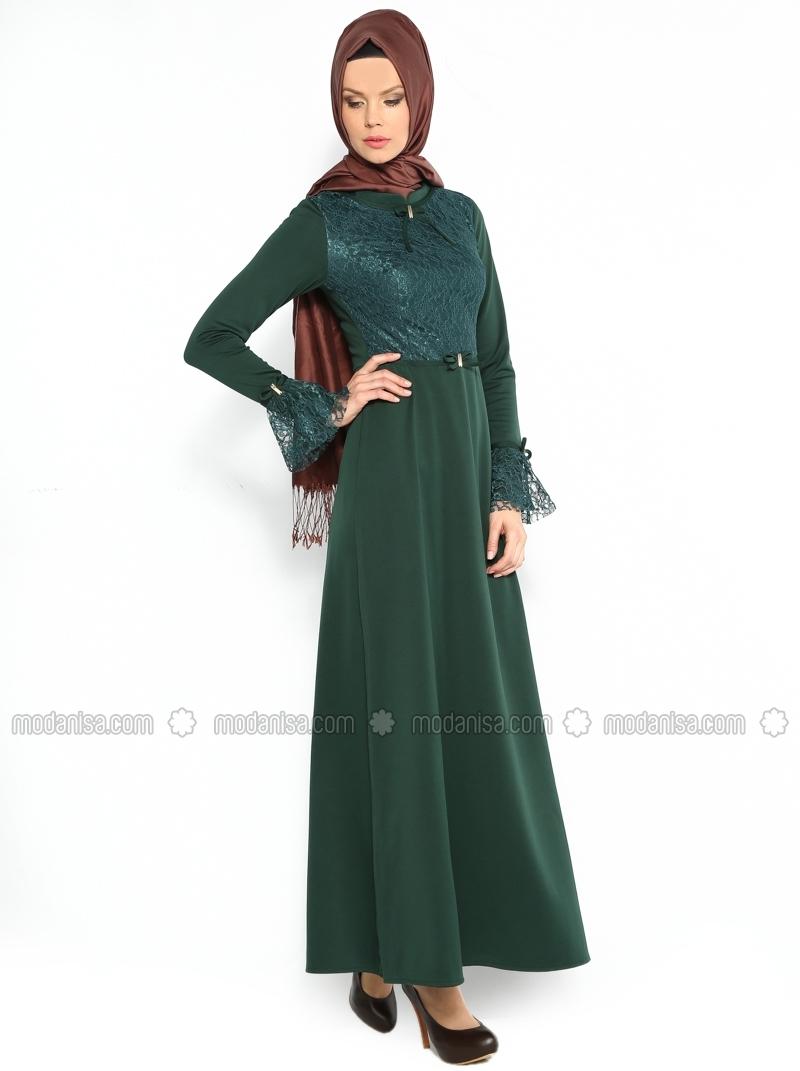z-dantelli-elbise--yesil--eflatun-106846-2