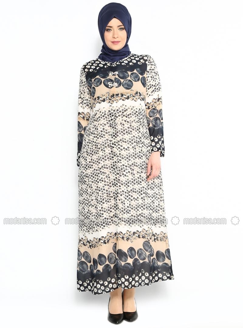 Mor Menekşe Büyük Beden Elbiseler Modanisa'da!