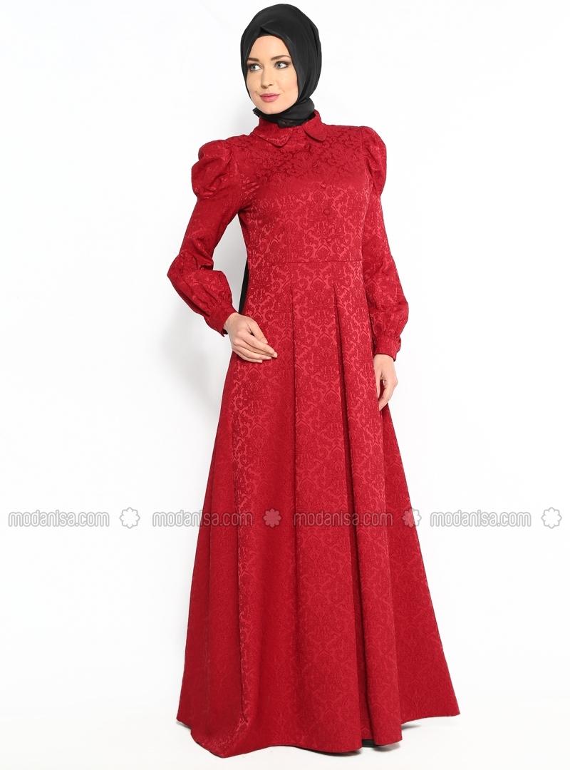 z-jakarli-elbise--bordo--milaj-108559-2