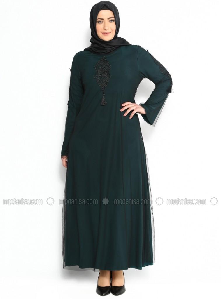 z-tul-kapli-abiye-elbise--yesil--vigane-106175-106175-1