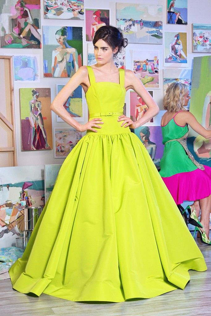 Christian Siriano Resort 2015