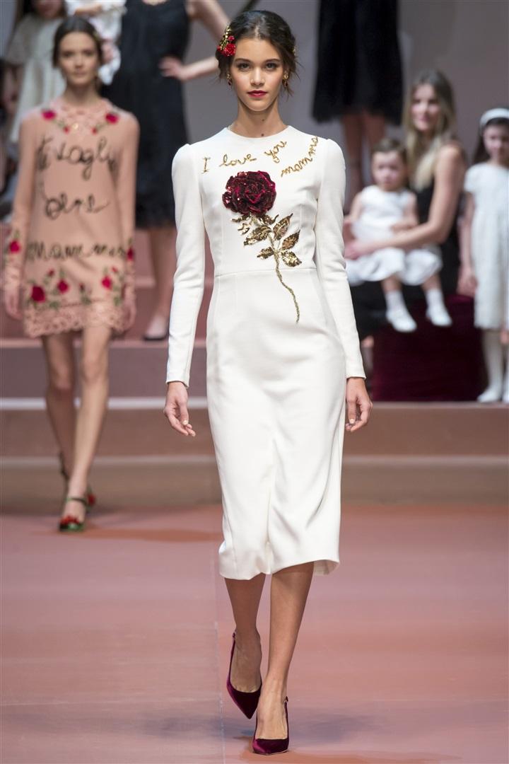 Dolce & Gabbana 2015 Sonbahar Koleksiyonu