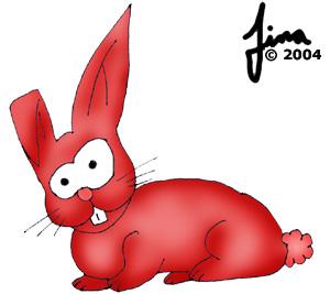 kırmızı tavşan