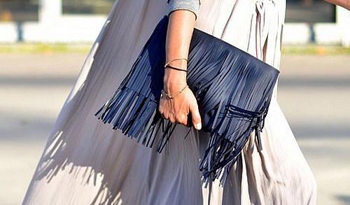 """2015 Moda Trendleri """"Püsküller"""""""