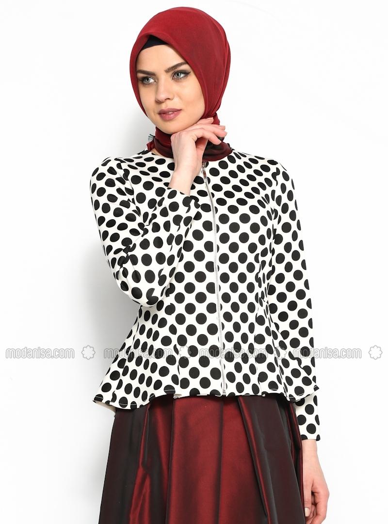 z-puantiyeli-ceket--siyahbeyaz--pita-107853-1