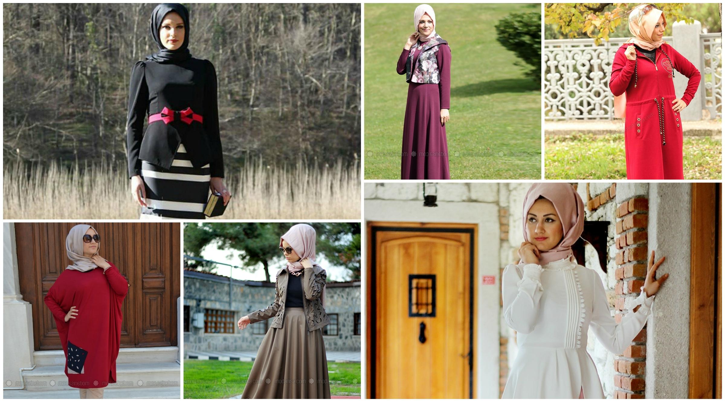 Tesettür Giyim Tasarım Ürünler