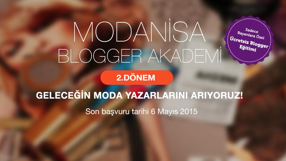 Blogger Akademi-2 Kayıtları Başladı!