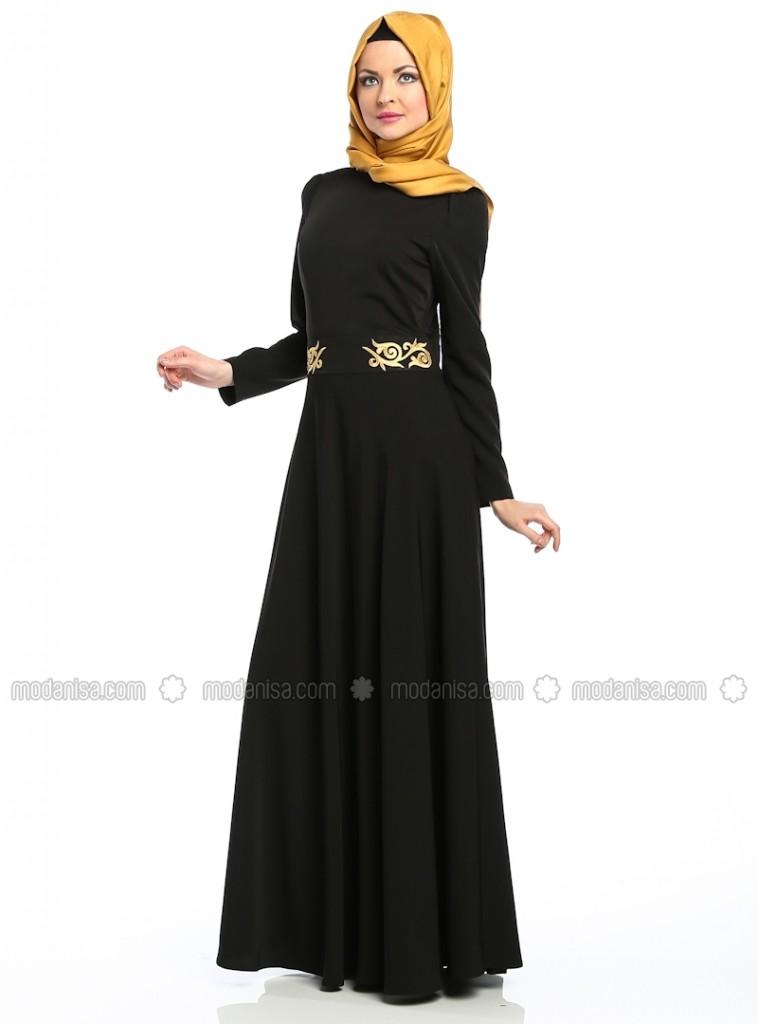 z-maras-islemeli-abiye-elbise--siyah--ozne-olmak-78482-78482