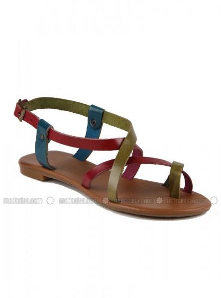 z-sandalet--terlik--bordo-yesil--ince-topuk-124820-1