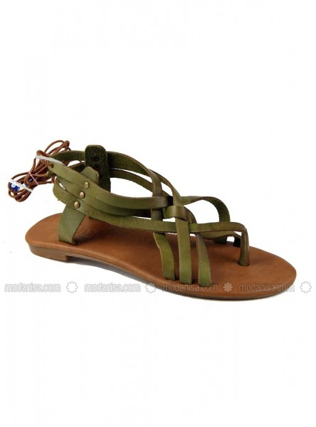 Sandalet Sezonu Açıldı