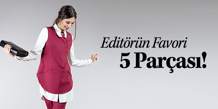 Editörün Favori Beş Parçası!