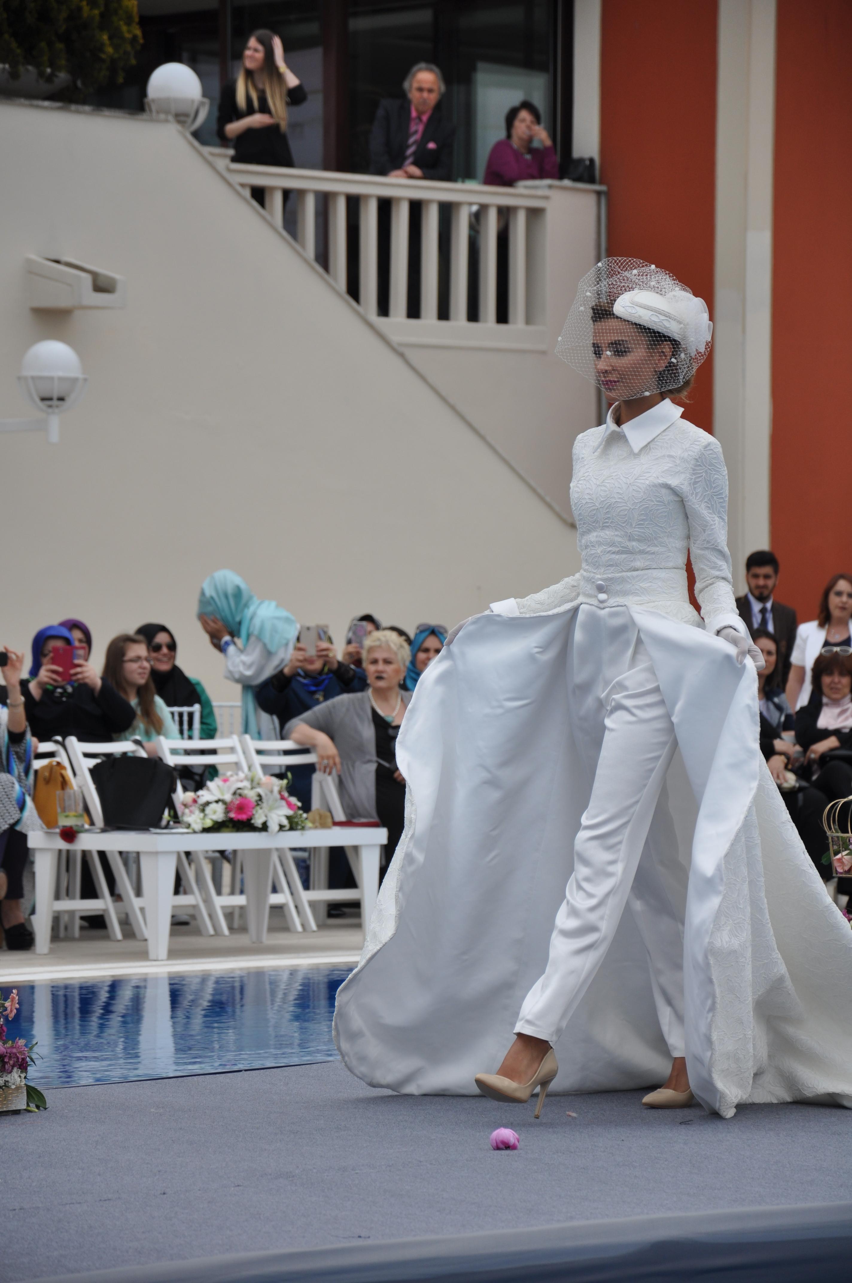 Tarz-ı Bahar Defilesi: NYK Haute Couture