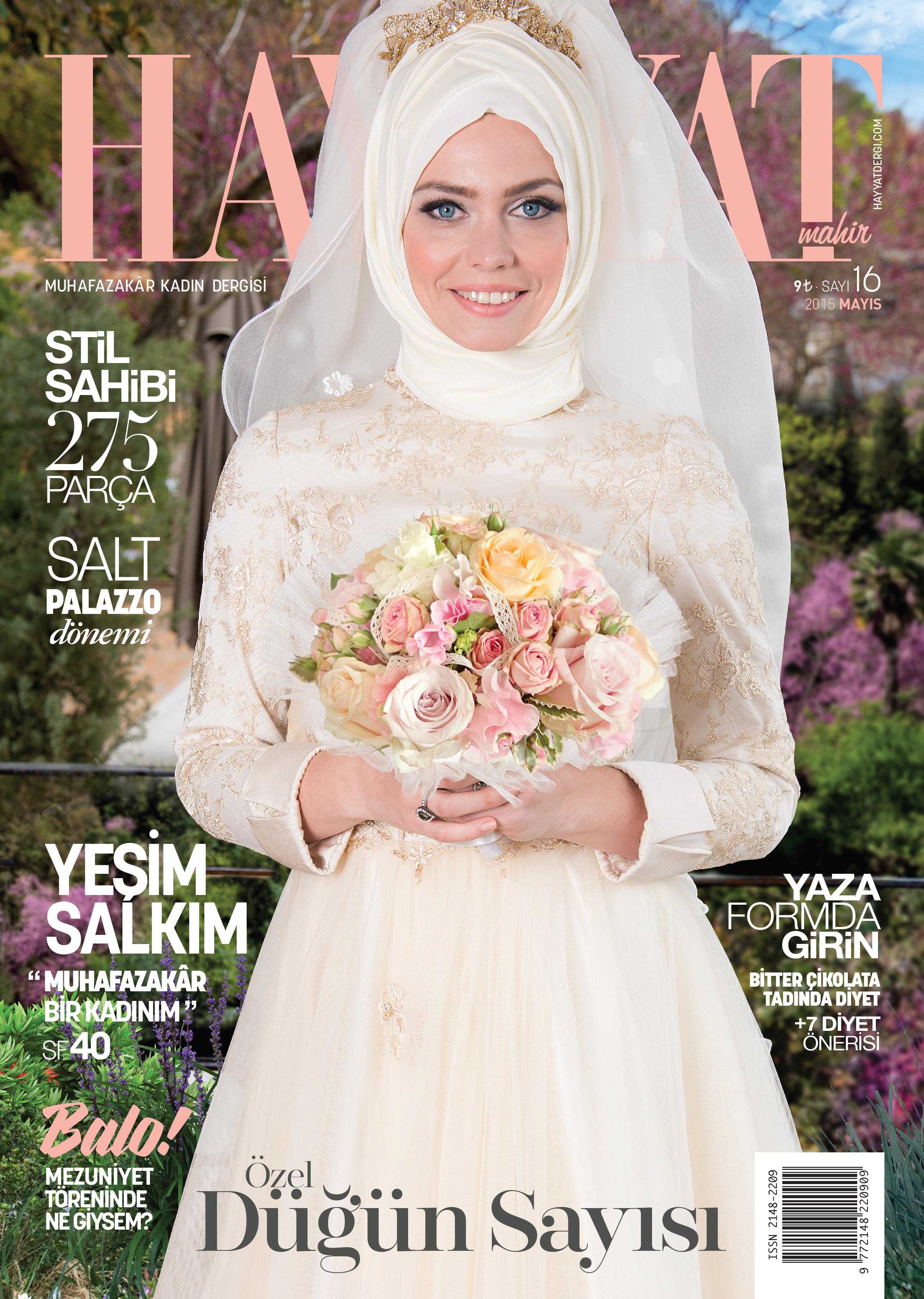 Stil Sahibi Kadınların Dergisi: HAYYAT