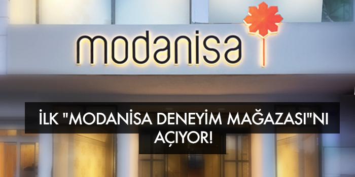 Modanisa'dan Alışverişte Yeni Konsept: Mağazada Beğen İnternetten Evine Gelsin