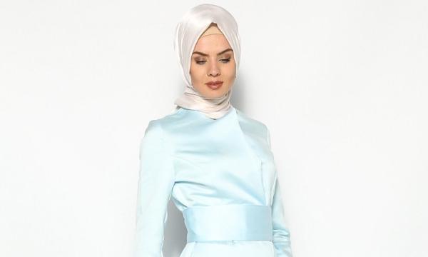 Hacer Sucuoğlu Adıgüzel Tesettür Giyim Modelleri