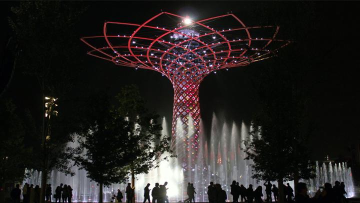 EXPO 2015 İtalya'da açıldı!