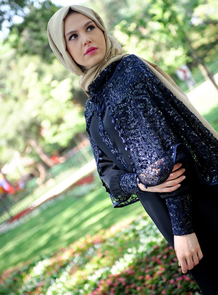 pelerinli-abiye-elbise-lacivert--izotantik-132038-3
