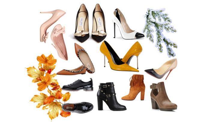 2015-2016 Sonbahar-Kış Ayakkabı Modelleri