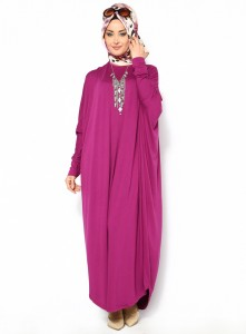 yarasa-kollu-elbise--fusya--eflatun-122933-1