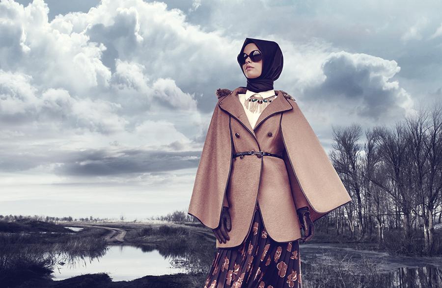 """""""Modanın Sanatla Buluşması"""" 2015'16 Sonbahar/Kış Zühre Koleksiyonu"""
