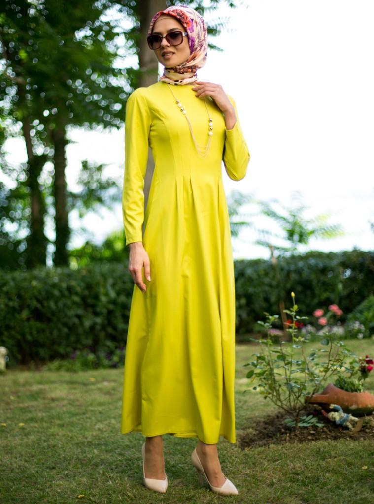 duz-kolyeli-elbise--olive--refka-135017-1