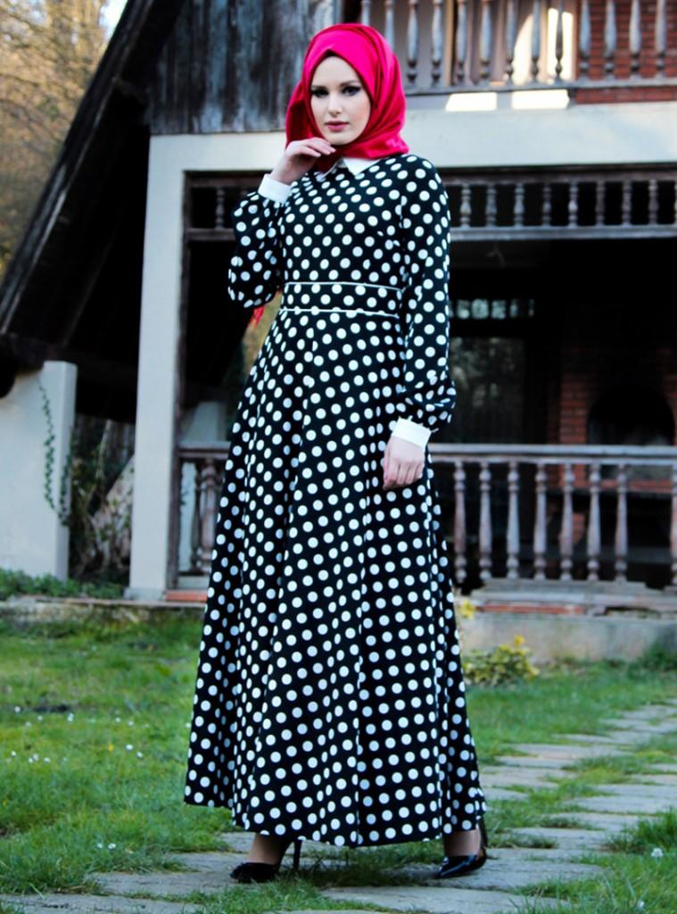 lolita-puanli-elbise--siyahbeyaz--mustafa-dikmen-118341-1