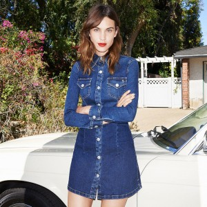 Alexa-Chung-AG-Jeans-Collection