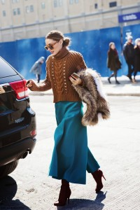 New_York_Fashion_Week-Fall_Winter_2015-Street_Style-NYFW-Olivia_palermo_Culotte-Kitwear-Fur_Scarf-1-790x1185